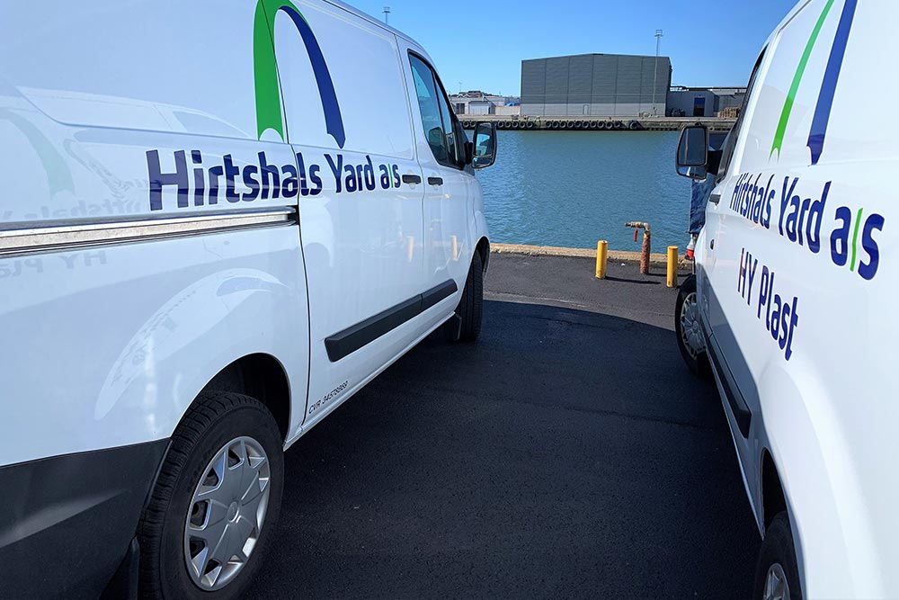 Hirtshals Yard Transport